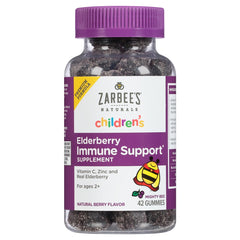 Zarbees Elderberry Immune Support for Children