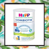 Stage 1 Organic (Bio) Combiotic Infant Milk Formula (800g) - Dutch Version