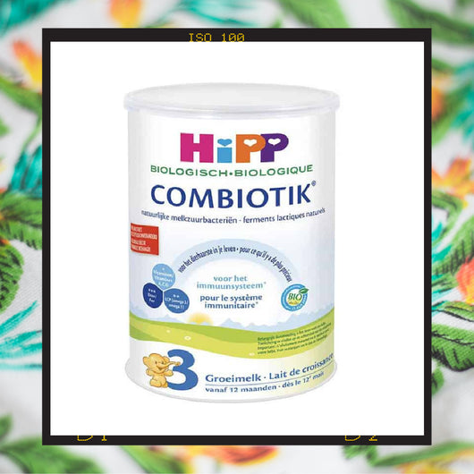 Stage 3 Organic (Bio) Combiotic Growth Milk Formula (800g) - Dutch Version