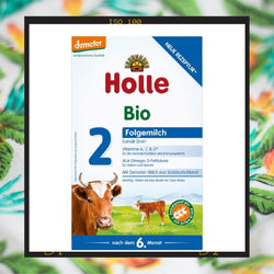 Holle Bio Stage 2 follow on formula from six months