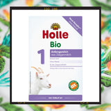 Holle Bio goat milk 1 from birth onwards