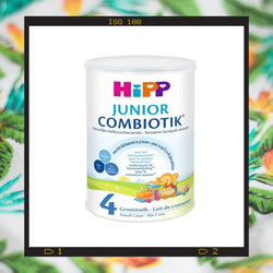 HiPP Dutch stage 4 organic junior milk formula from two years