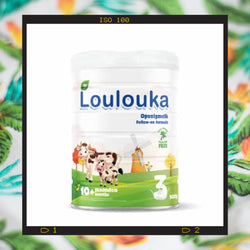 Loulouka stage 3 infant formula from 10 months