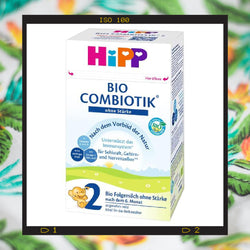 HiPP Stage 2 No Starch Organic BIO Combiotik Follow-On Formula (600g) - German
