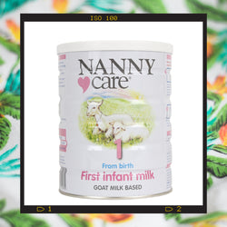 Nannycare stage 1 first infant milk goat milk formula