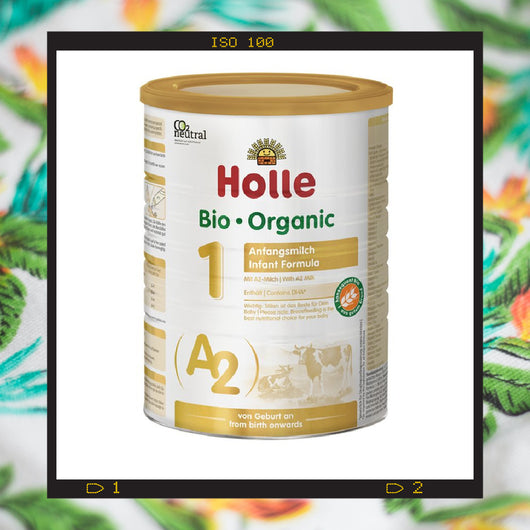 Holle A2 Organic Infant Formula 1 - from birth
