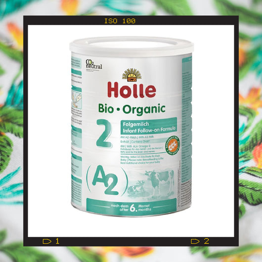 Holle A2 Organic Infant Follow-on Formula 2 800g