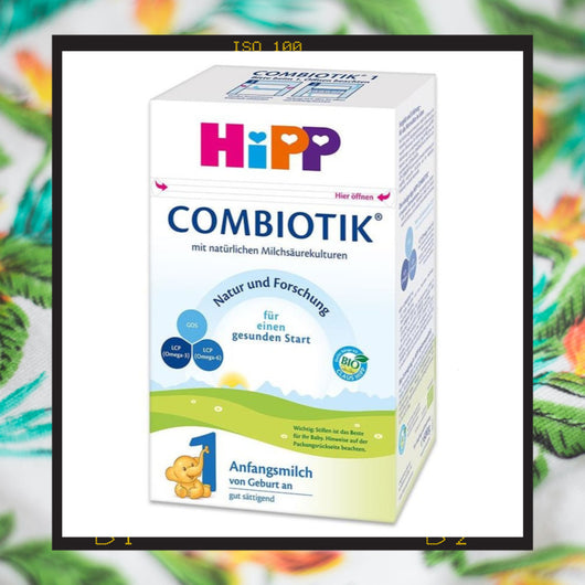 HiPP first infant milk German version from birth onwards