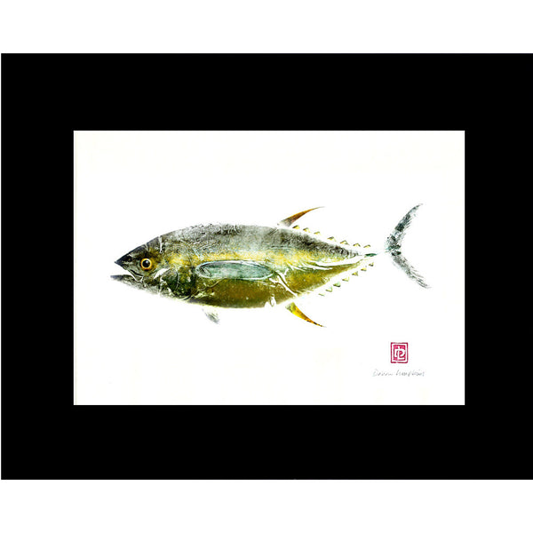 ʻAhi Fish Print - Hawaii Made