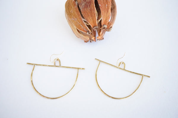 Kōkō Earrings - Hawaii Made