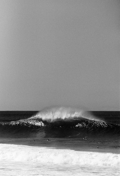 Pipe Dreams Black and White Photo, Brennen Cunningham