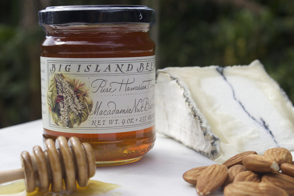 Macadamia Blossom Honey - Hawaii Made