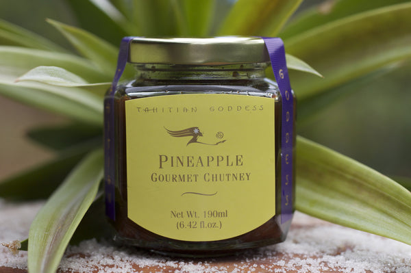 Pineapple Chutney - Hawaii Made