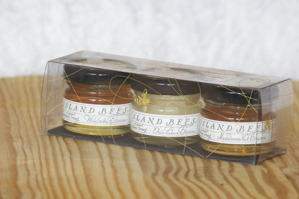 Honey Sampler - Hawaii Made