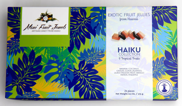 Hawaii Fruit Candy 24 piece - Hawaii Made