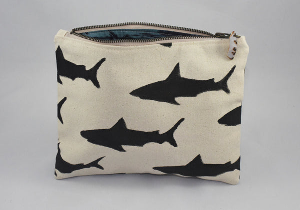 Shark Clutch - Hawaii Made