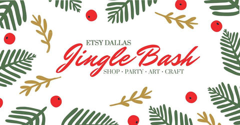 Etsy Dallas Jingle Bash 2017 - 11/11 @ Eddie Dean's Dallas