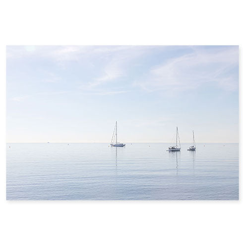 Boats No 6 - Nautical wall art by Cattie Coyle Photography