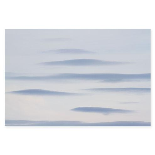 Clouds No 1 - Abstract art print by Cattie Coyle Photography