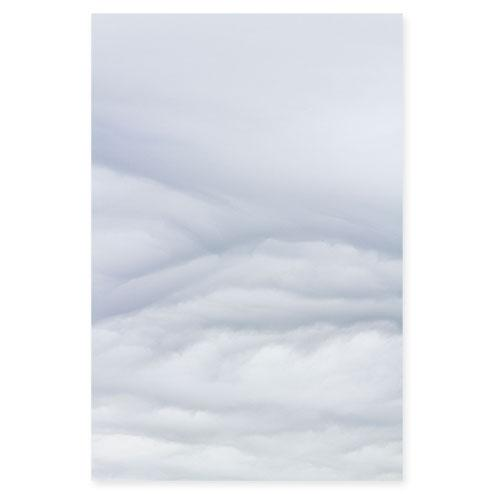 Clouds No 3 - Abstract art print by Cattie Coyle Photography