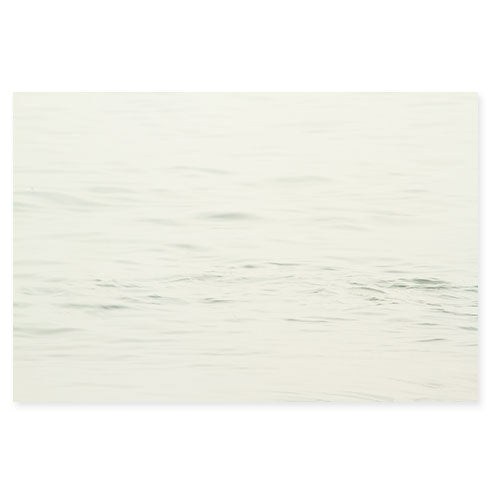 Halcyon - Ocean Photography Print by Cattie Coyle
