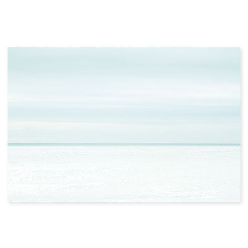 Line on the Horizon No 2 - Ocean art by Cattie Coyle Photography