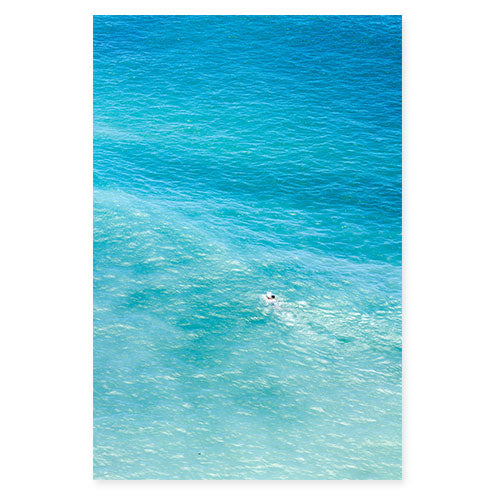 Magoito No 11 - Turquoise blue water fine art prints by Cattie Coyle Photography