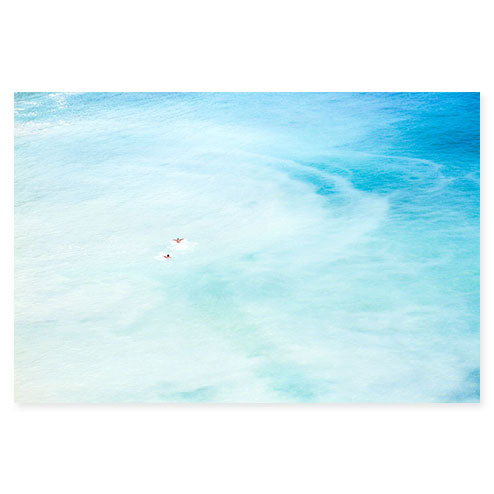 Magoito No 16 - Turquoise blue ocean water fine art prints by Cattie Coyle Photography