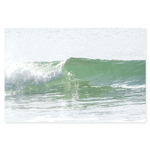 Ocean Waves No 10 - Fine art water photography by Cattie Coyle Photography