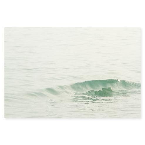 Ocean Waves No 6 - Seascape by Cattie Coyle Photography