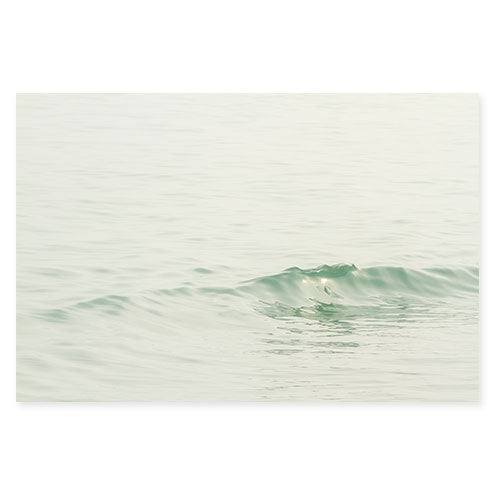 Ocean Waves No 7 - Soothing wall art by Cattie Coyle Photography