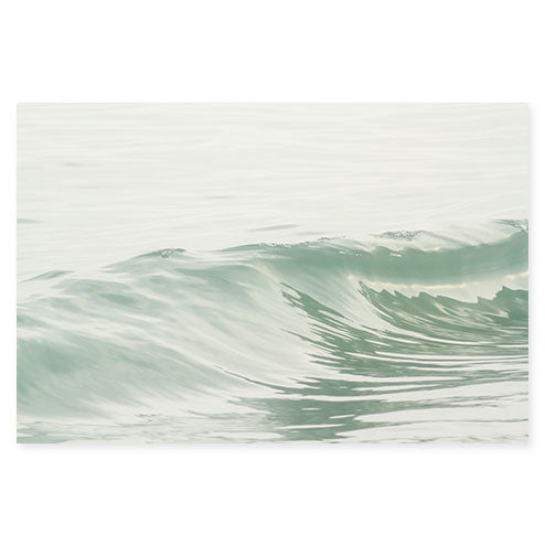 Ocean Waves No 8 - Ocean wave print by Cattie Coyle Photography