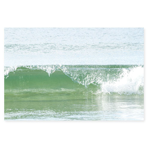 Ocean Waves No 9 - Fine art prints by Cattie Coyle Photography