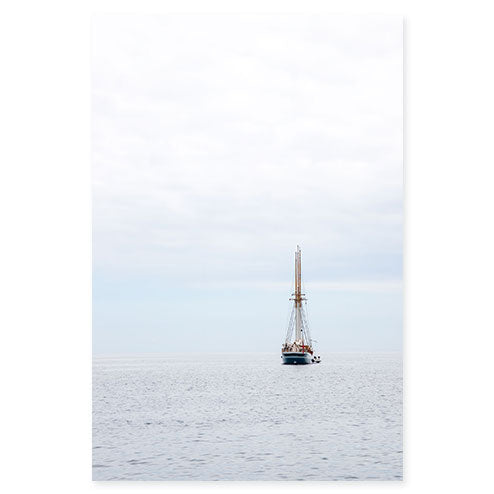 Ship No 1 - Nautical wall art by Cattie Coyle Photography
