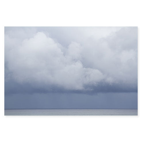 Summer Storm No. 2 Oversized Cloud Wall Art by Cattie Coyle Photography