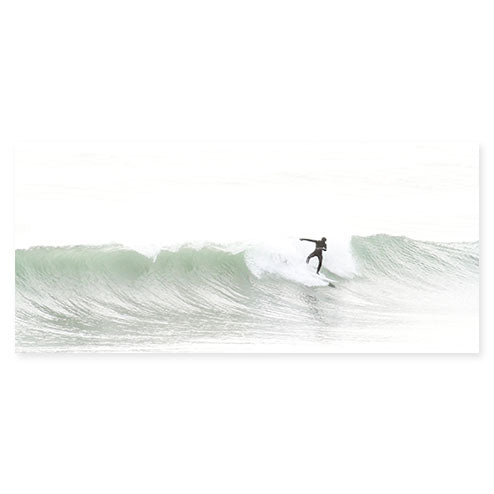 Surfing No 5 - Surf photography by Cattie Coyle