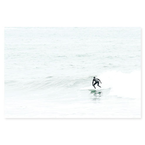 Surfing No 6 - Surfing photography by Cattie Coyle