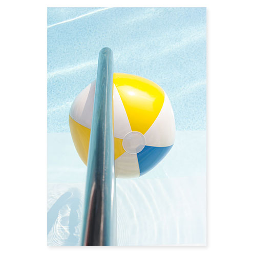 Swimming Pool No. 4 - Pool photography print by Cattie Coyle