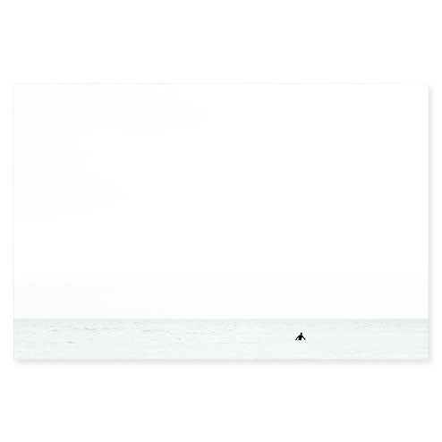 Waiting No. 6 - Large surfing photography art print by Cattie Coyle Photography