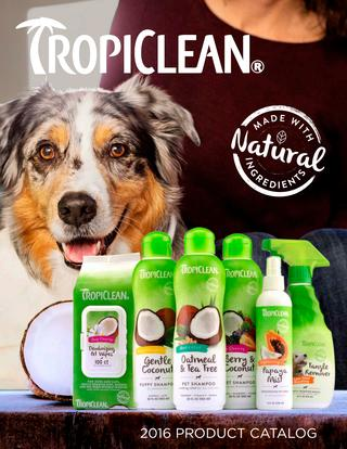 TROPICLEAN OFFERS