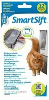 SMARTSIFT REPLACEMENT LINERS - FOR PULL-OUT WASTE BIN - The Happy Dolphin Pets