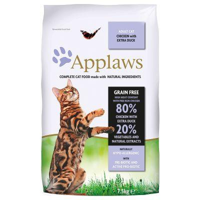Applaws Adult Dry Cat Food - Chicken & Duck - The Happy Dolphin Pets