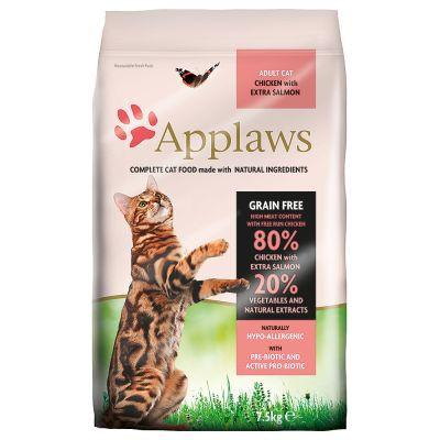 Applaws Cat Food Chicken & Salmon - 2kg