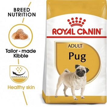 Royal Canin Pug Adult Food - The Happy Dolphin Pets