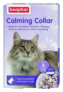Beaphar Calming Cat Collar - The Happy Dolphin Pets