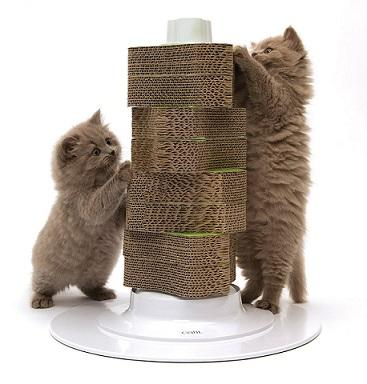 CATIT SENSES 2.0 SCRATCHER - The Happy Dolphin Pets