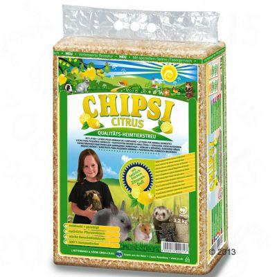 Chipsi Citrus Pet Bedding 3.2KG - The Happy Dolphin Pets