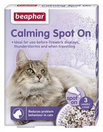 Beaphar Calming Spot On Cat - The Happy Dolphin Pets