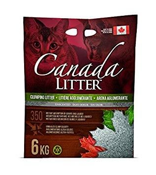 Canada Litter - Unscented - The Happy Dolphin Pets