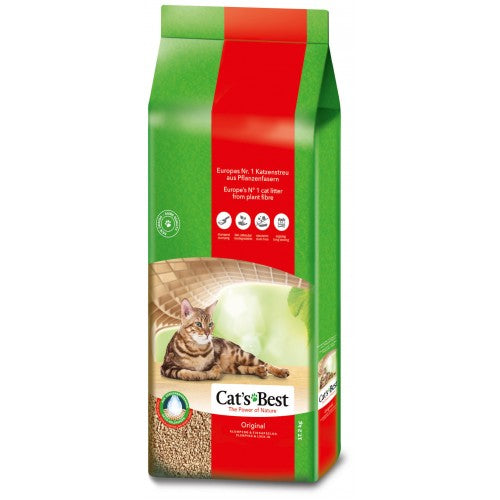 JRS Cats Best Original Cat Litter 40L - Online Pet Shop in Dubai